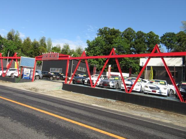 東関東自動車道、佐倉インターおりて国道51号線を成田方面へ車で5分!展示車多数あります!
