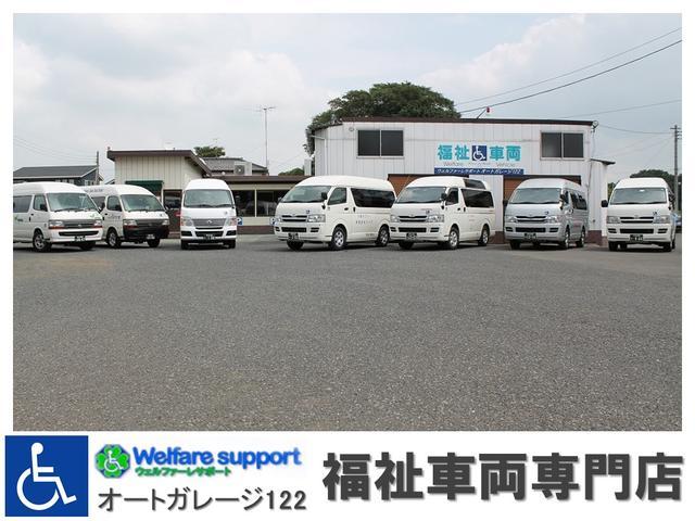 [埼玉県]Auto Garage122(オートガレージ122) 埼玉岩槻 福祉車両・ハイエース専門店