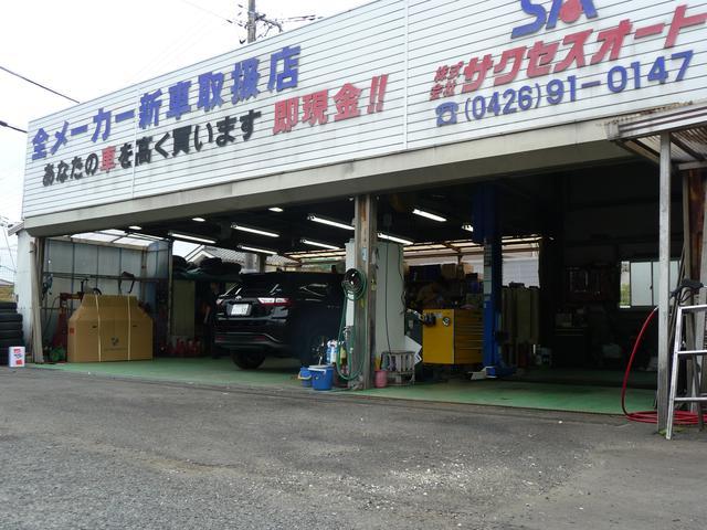 車検・点検・板金塗装と充実したラインナップ!国家認証整備工場で安心安全なカーライフをご提供致します!