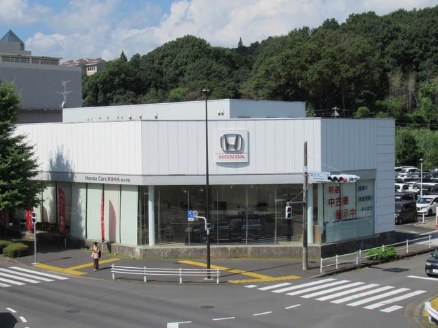 (株)ホンダカーズ東京中央 南大沢店 U−CARギャラリーの店舗画像