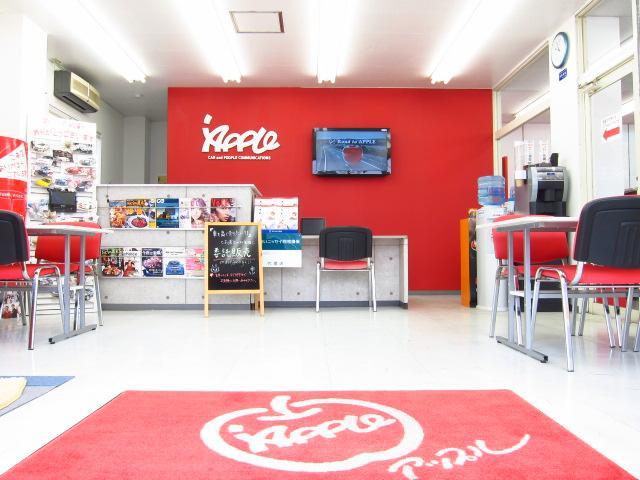 それほど大きな店舗ではございませんが、お客様との出会いを大切に、日々安心と信頼をお届けしております♪