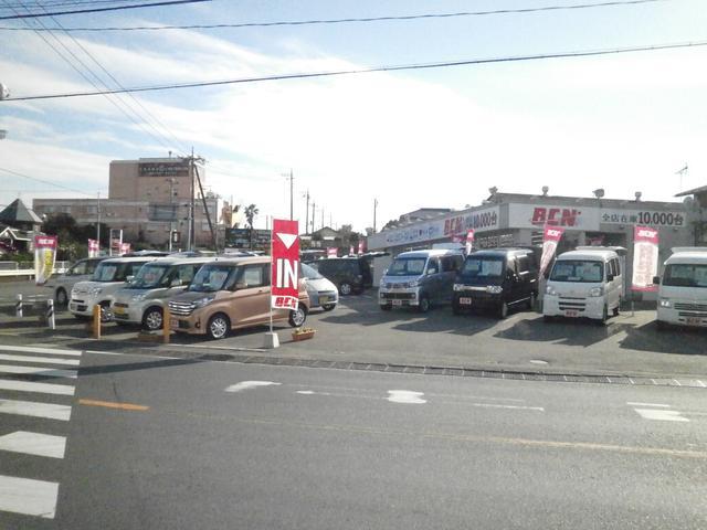 BCN所沢三ケ島 中部自動車販売(株)の店舗画像