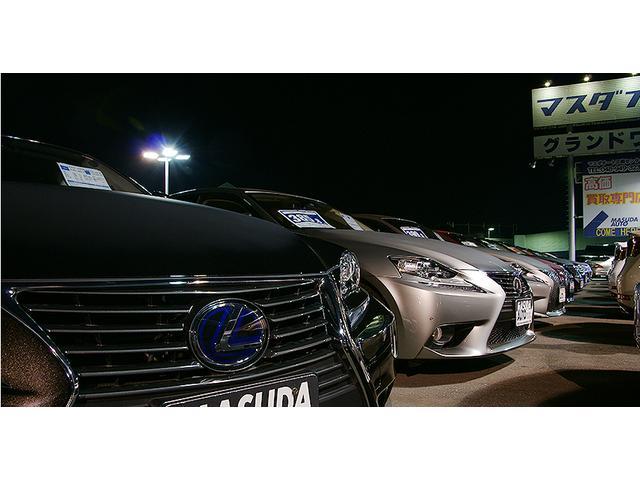 低走行車両の1オーナー車からカスタムカーまで常に良品質車両を展示しております!!