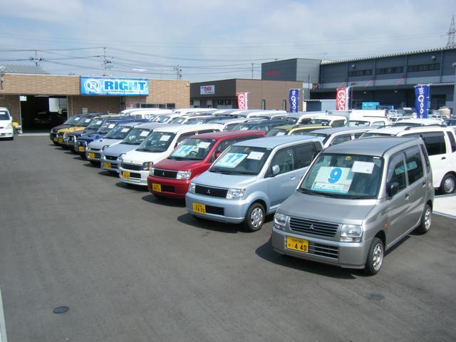 4WD強化買取り●写真:ベース仙台店●首都圏の4WDは下回りのサビが少なく東北では重宝されています●