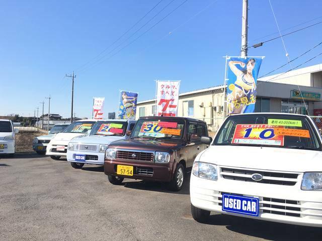 [千葉県]軽自動車・コンパクト車専門店 ガレージPeace