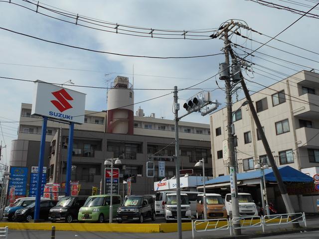 株式会社ロイヤルオート 狭間店の店舗画像