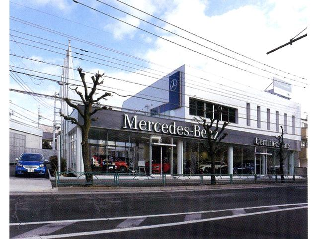 メルセデス・ベンツ西東京サーテファイドカーセンターの店舗画像