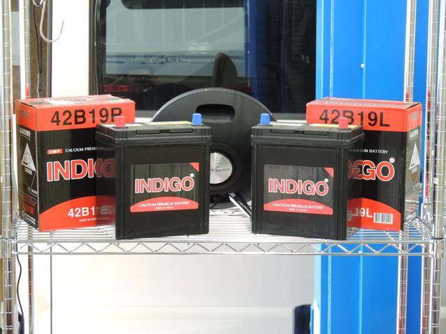バッテリーもお得な商品をご用意!ぜひご相談ください。