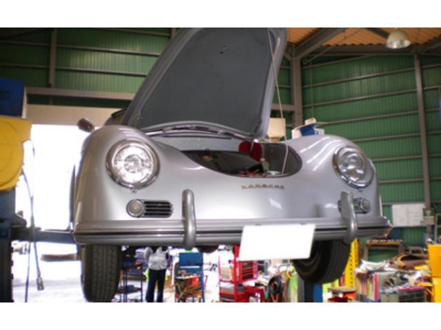 年代の古い車も再生できます!部品でお困りの方はまずはご相談下さい!
