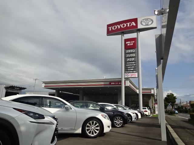 [静岡県]静岡トヨタ自動車 富士店 U−Car富士