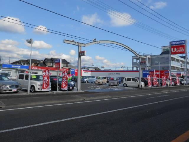 [静岡県]日産プリンス静岡販売 伝法中古車センター