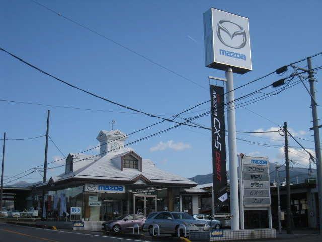 マツダオートザム裾野 (株)佐々木自動車の店舗画像