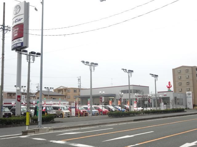 [静岡県]静岡トヨタ自動車 U−Car志都呂
