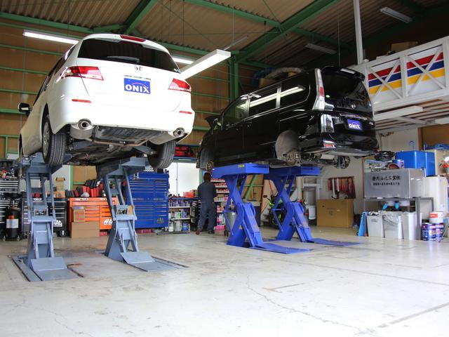 愛車を整備するには安心できる工具も必要不可欠!当社ではMAC TOOLでお待ちしております。