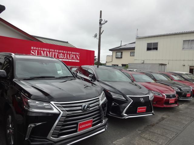 ワンオーナー車を中心に高品質、ロープライスなドレスアップカーを多数展示しております!!