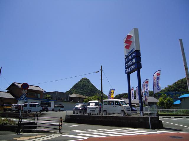 (株)スズキ自販静岡 下田営業所の店舗画像