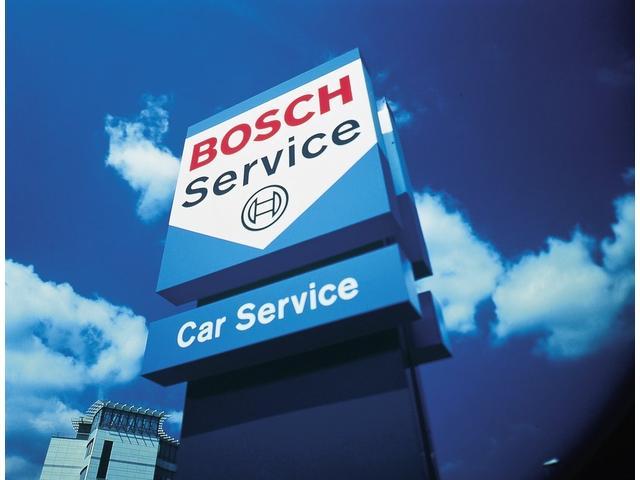 ボッシュ・カー・サービスとして、最新の診断機器を使用し、信頼していただける整備工場を目指しております