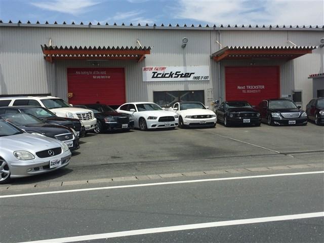 浜松市東区のトリックスターです。お車のお困りごとお気軽にご相談下さい