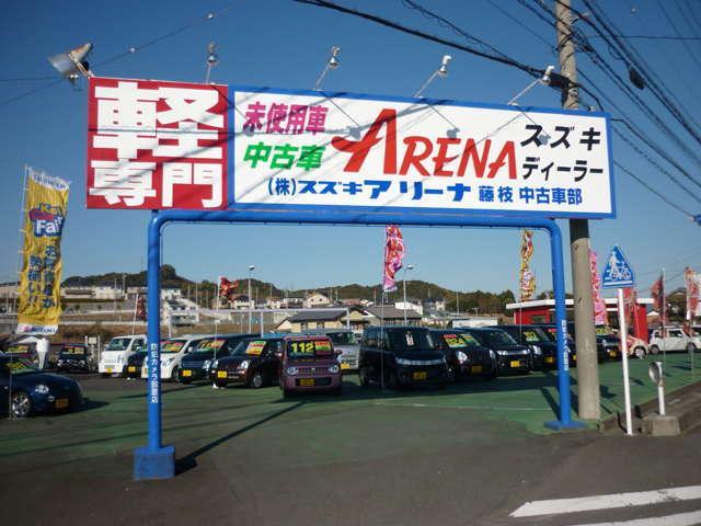 [静岡県]スズキアリーナ藤枝西 軽自動車コーナー