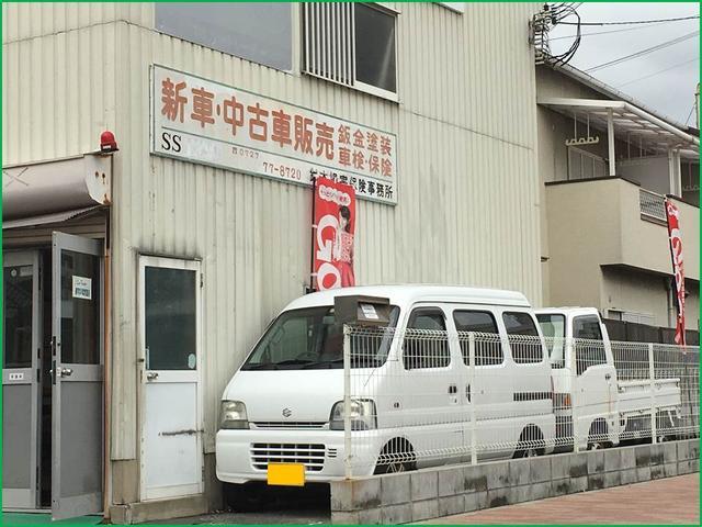 [兵庫県]カートレーダー 鈴木自動車商会