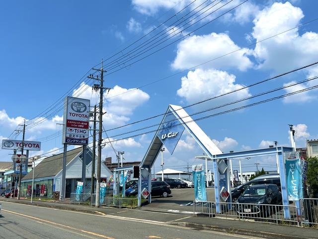 [大阪府]ネッツトヨタ新大阪(株) U−Car交野店