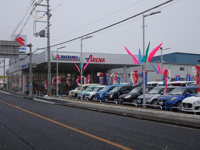 (株)スズキ自販奈良 U's STATION橿原(1枚目)