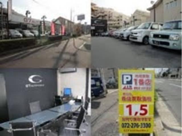 [大阪府]G7 AUTOMOBILE 禁煙車専門店