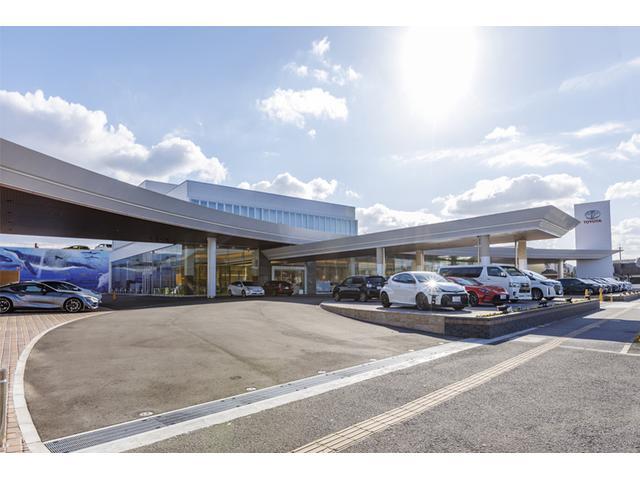 和歌山トヨペット株式会社 U−Car国体道路店の店舗画像