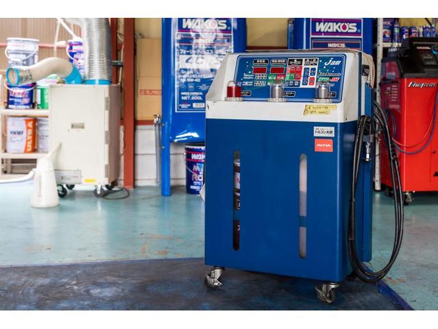 天然ガス車も修理点検お待ちしております。