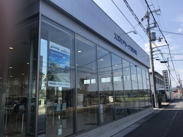 [滋賀県](株)スズキ自販滋賀 八幡営業所