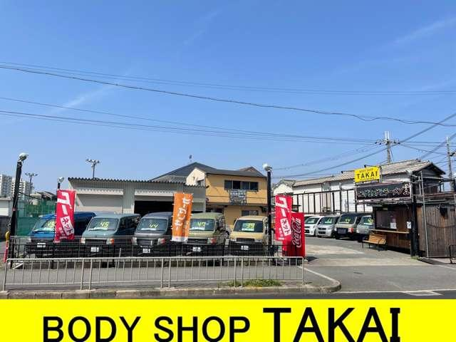 [大阪府]CAR SHOP TAKAI