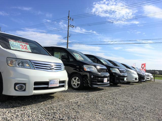 人気の軽自動車を幅広いラインナップで揃えてます。在庫にない車もオークションから探します!!