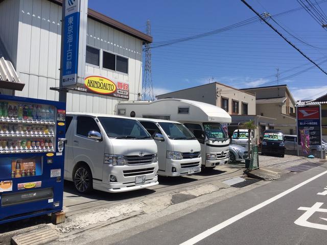 キャンピングカー 商人オート株式会社 AKINDO AUTO(1枚目)