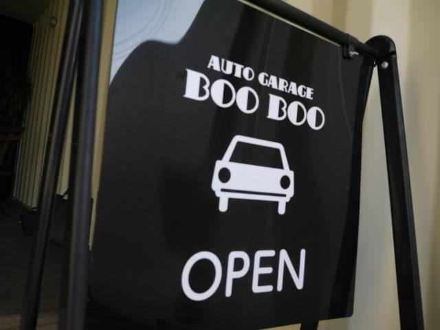 西脇市でお車の事ならオートガレージBooBooを宜しくお願いします!