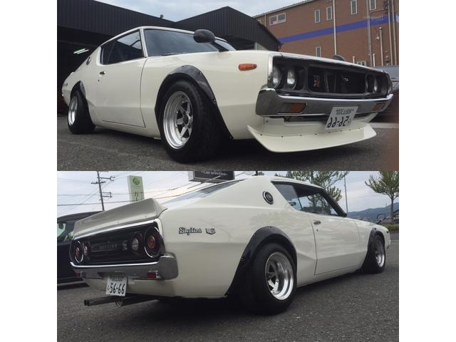 ケンメリ等、旧車の在庫数 和歌山最多です
