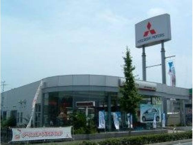 西日本三菱自動車販売(株) もず店の店舗画像