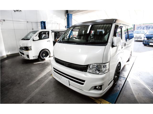 Kazuki Auto 堺インター店 ハイエース専門店(5枚目)