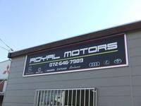 ROYAL MOTORS