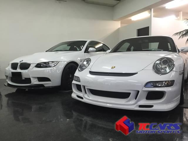 輸入車スポーツカー&チューニングカーも取り扱っております。診断やメンテナンスも承っております。