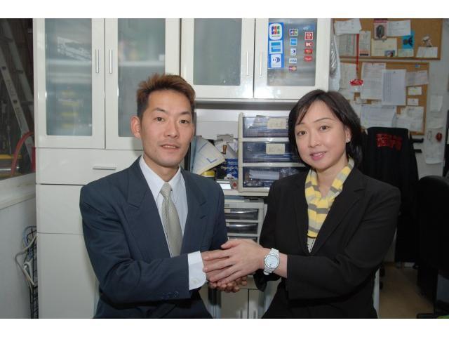 川上麻衣子さんが取材に訪れた時の写真です。