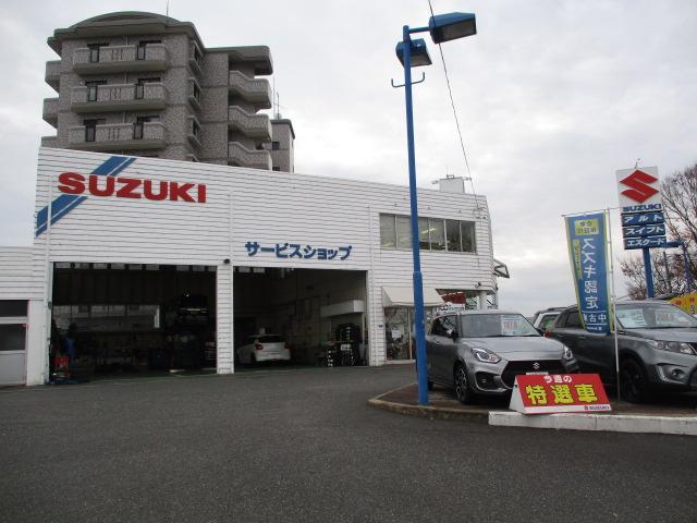 (株)スズキ自販福岡 空港センターの店舗画像