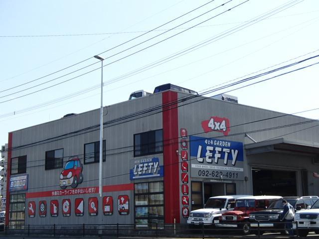 LEFTY/(株)上野自動車の店舗画像