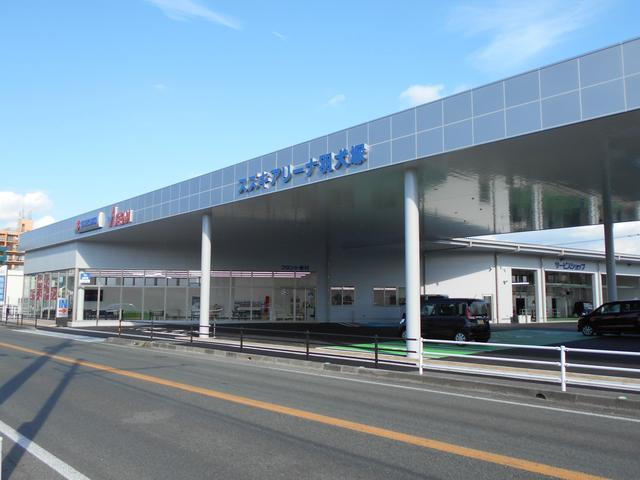 九州スズキ販売(株)スズキアリーナ筑南の店舗画像