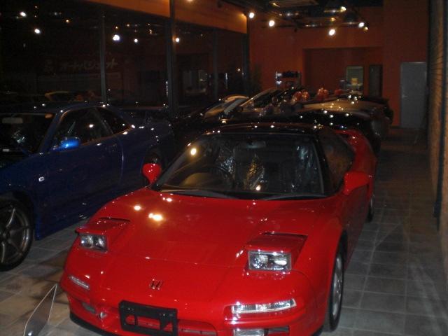 NSX・スカイライン・など国産GTスポーツ多数在庫いたしております。
