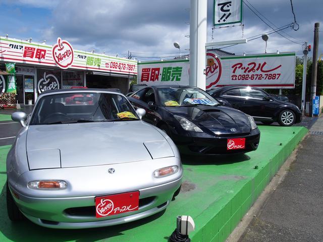 買取、販売はもちろんの事ハイブリット、軽自動車コンバクトを中心に販売しています。