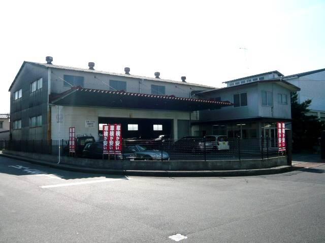 2012年10月1日に新店舗へ移転いたしました。国道213号線「豊陽中入口」の交差点からスグの場所!