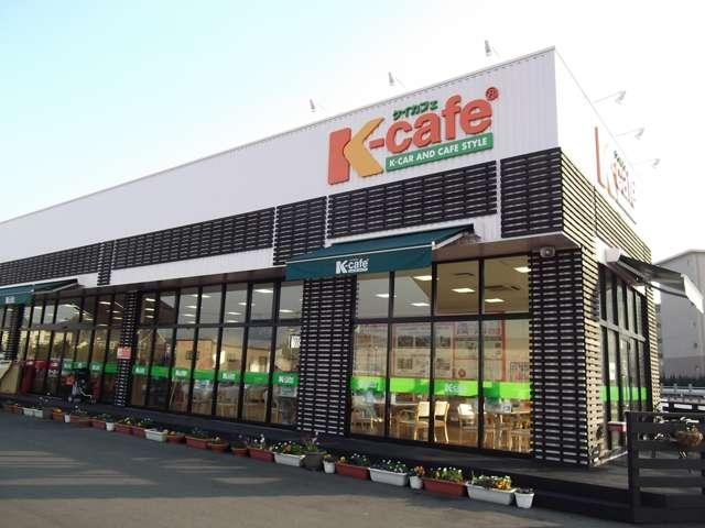 ケイカフェ しんぐう店 ~株式会社メーカーズ~の店舗画像