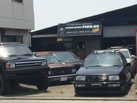 custom garage PICK:SS カスタムガレージピックス