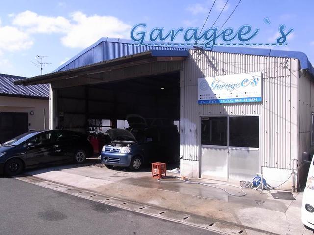 Garage e`s (ガレージイーズ)の店舗画像