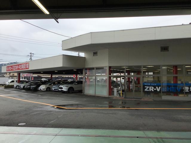 (株)ホンダ中古車販売徳力 直方店の店舗画像